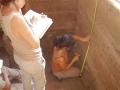 Excavación de Zona Baja del Abrigo 6 (2008)
