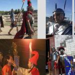 Entrevista a Marco Almansa, miembro de la Asociación Cultural y Experimental Antiqva Clío, sobre recreación de la vida civil y militar de los siglos I-III d.C.