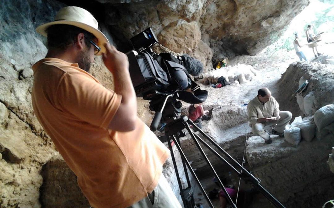 Entrevista con Manuel Navarro, productor de Arqueomanía