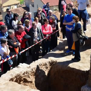 Jornada de Puertas Abiertas. Excavaciones arqueológicas en el Castillo de Nalda