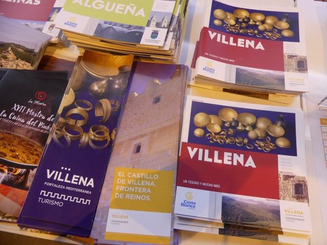 26.- Cabezo Redondo y Museo de Villena (Info)