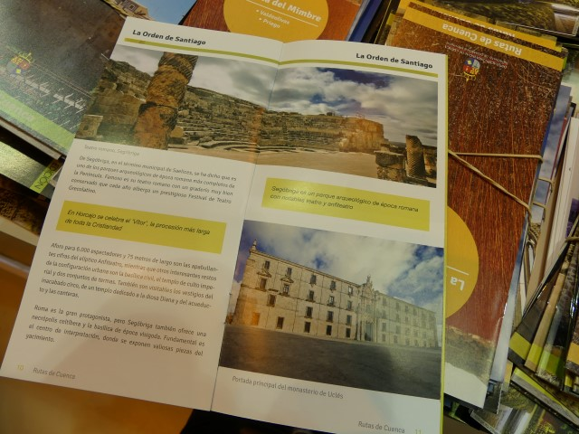 34.- Ciudad romana de Segobriga en Saelices