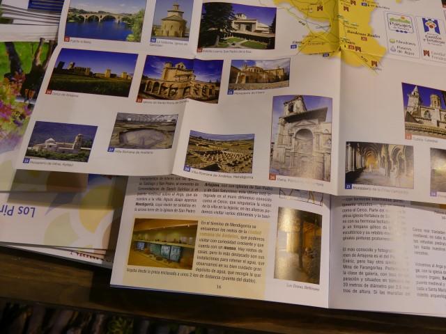 77.- Ciudad romana de Andelos en Mendigorría (Info), 78.- Villa romana de Las Musas en Arellano (Info)