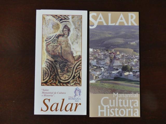 93.- Villa romana de Salar