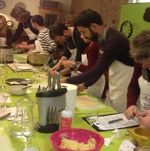 Taller gastron mico de cocina manchega for Taller de cocina teruel