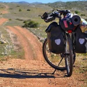 Cicloturismo por la Ruta del Quijote 01