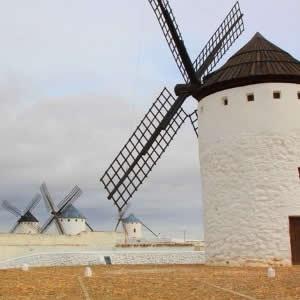 Cicloturismo por la Ruta del Quijote 02