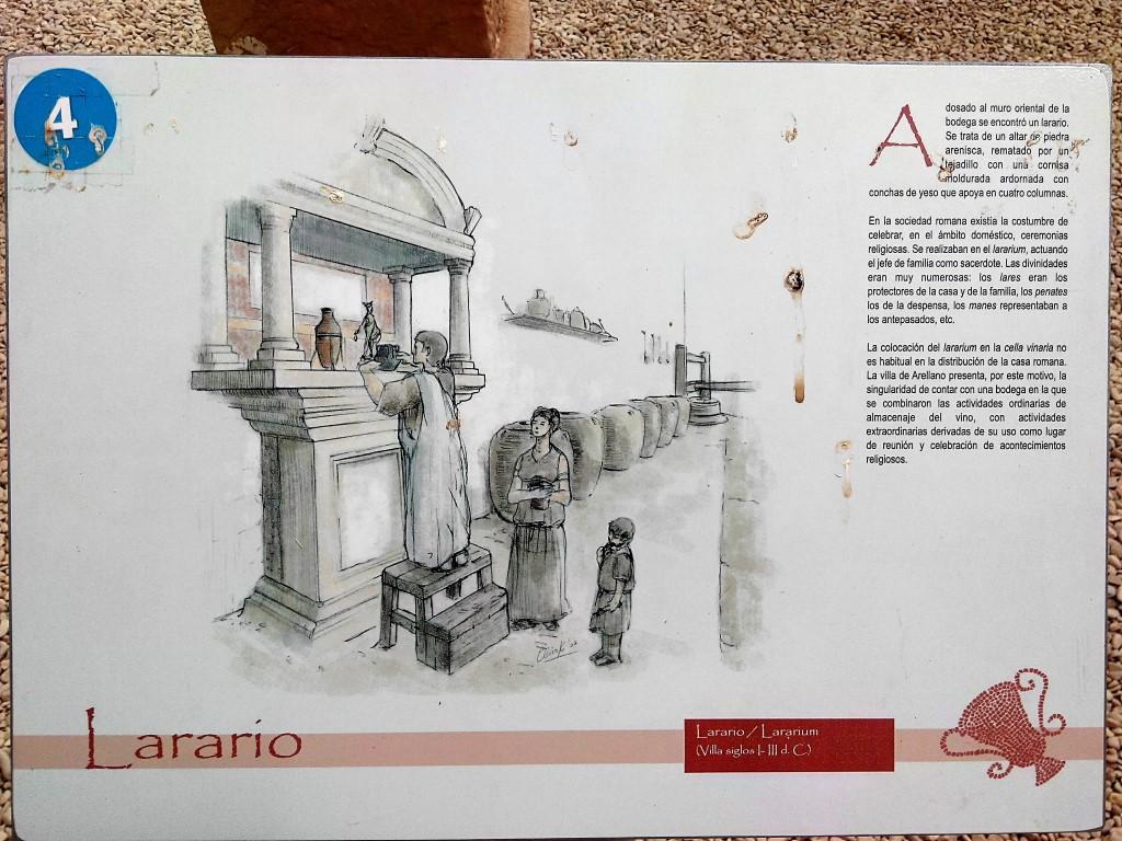 Villa Romana de Arellano ArqueoTrip 07