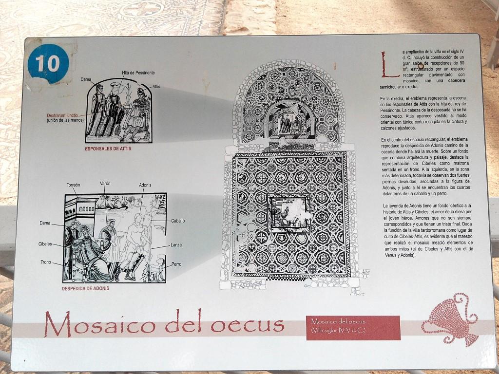 Villa Romana de Arellano ArqueoTrip 08