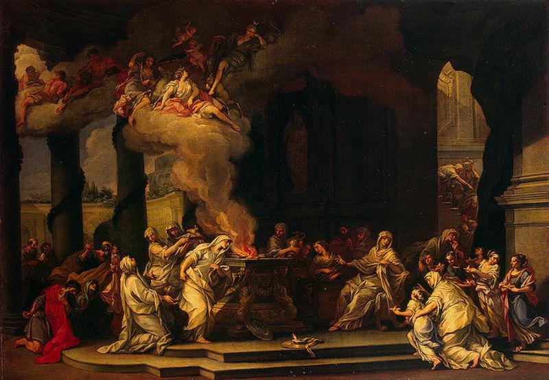 Fuegos Romanos de Vesta 04 ArqueoTrip