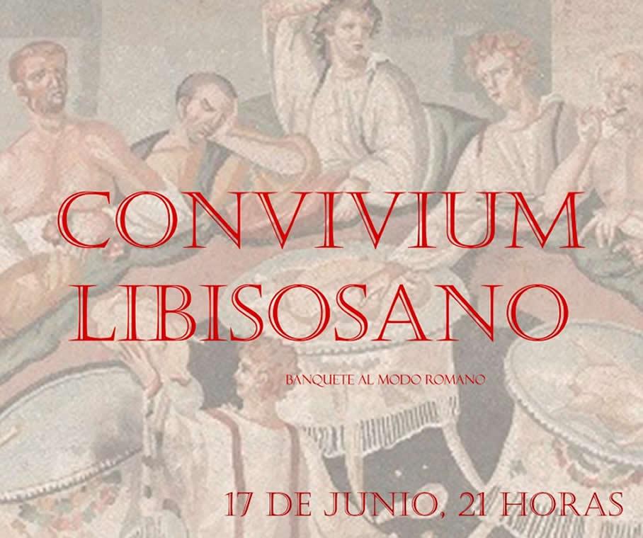 A comer como un romano, CONVIVIUM LIBISOSANO en Lezuza