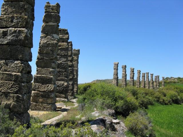 Acueducto romano - Fotografía ArqueoTrip ©