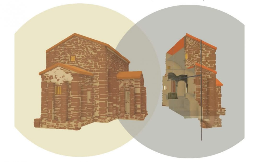 Tecnología BIM aplicada a la conservación PREVENTIVA y a la difusión del Patrimonio Cultural