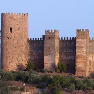 Visita guiada castillo de ba os de la encina - Castillo de banos de la encina ...
