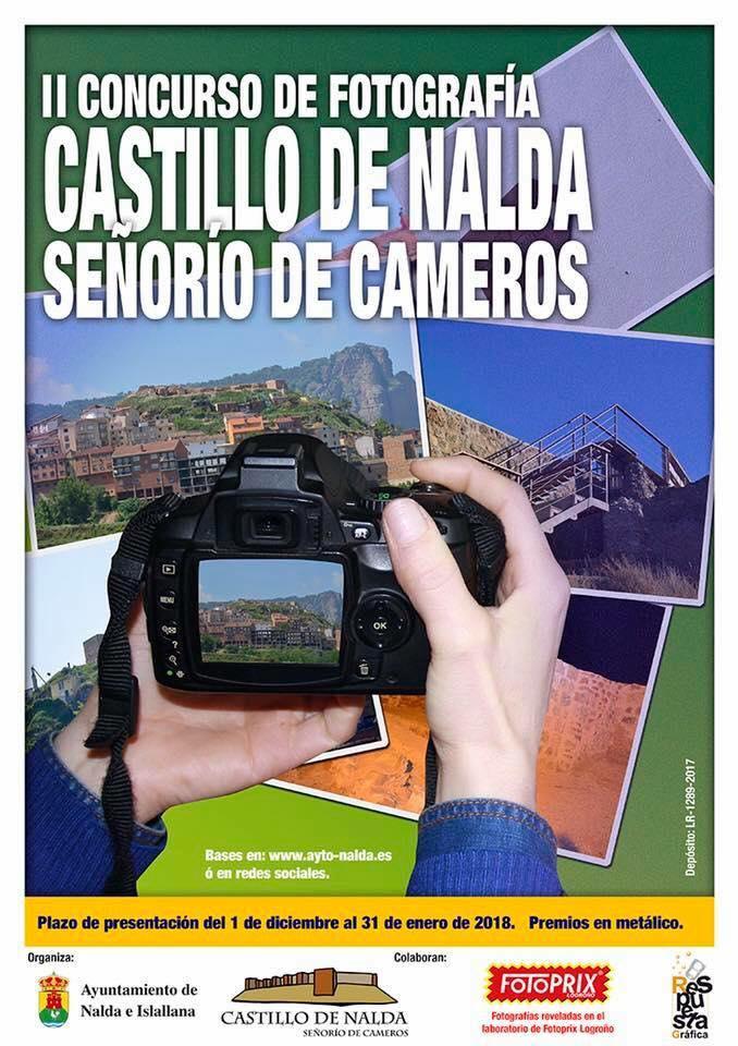 Concurso de fotografia Nalda-Islallana 00 ArqueoTrip