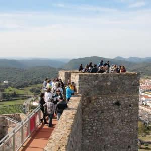 Visita Fortaleza Aracena 07