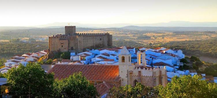 Itinerarios Culturales en Segura de León