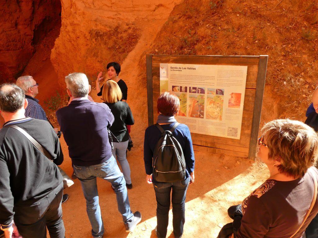 Visita Las Médulas en Carucedo 12 ArqueoTrip