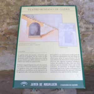 Visita Teatro Romano de Cádiz 04 ArqueoTrip