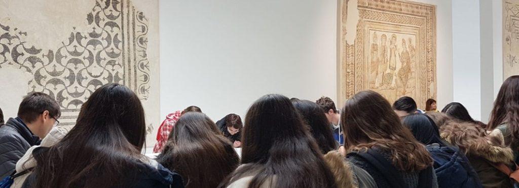 Visitas Escolares a la Colección Museográfica 00 ArqueoTrip