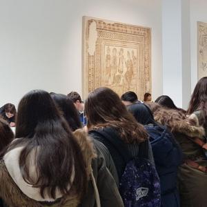 Visitas Escolares a la Colección Museográfica 02 ArqueoTrip