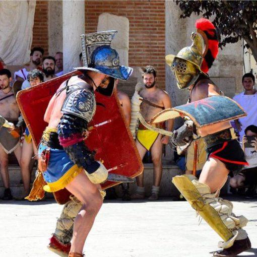Jornadas ibero-romanas laminitanas ArqueoTrip 03