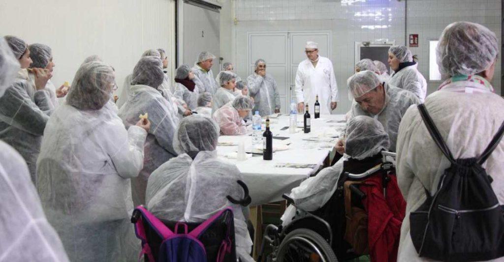 4 Ruta cultural Tomelloso con Asociación Talavera de Esclerosis Múltiple ATAEM (17)