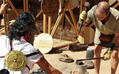 Barchín del Hoyo revive su glorioso pasado ibero en la VI edición de su Feria Ibera