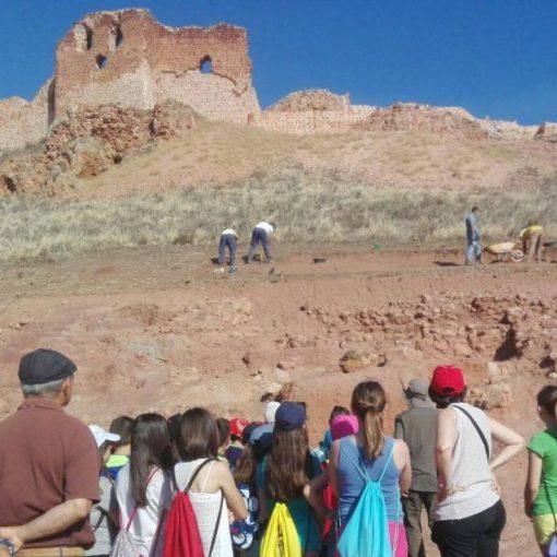 Montiel Medieval para Centros Educativos ArqueoTrip 02