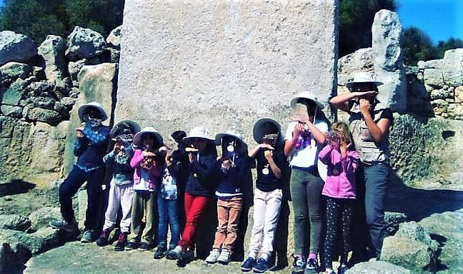 Talleres de Arqueología Nurarq ArqueoTrip 00