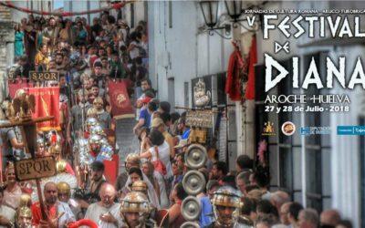 Cómo regresar al pasado romano en Aroche. V Festival de Diana.