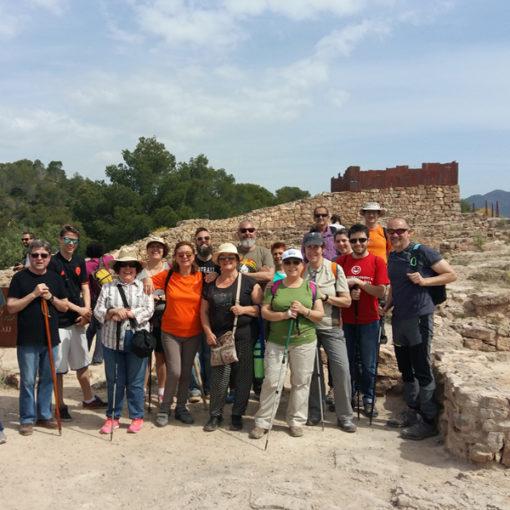Visitas guiadas gratuitas al Puntal dels Llops ArqueoTrip 04