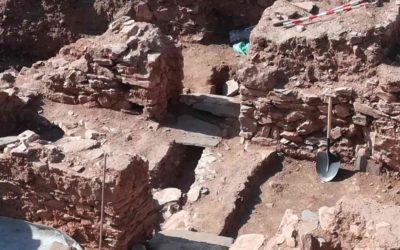 Descubierta una vivienda almohade en la Fortaleza de Aracena, pero hay más novedades