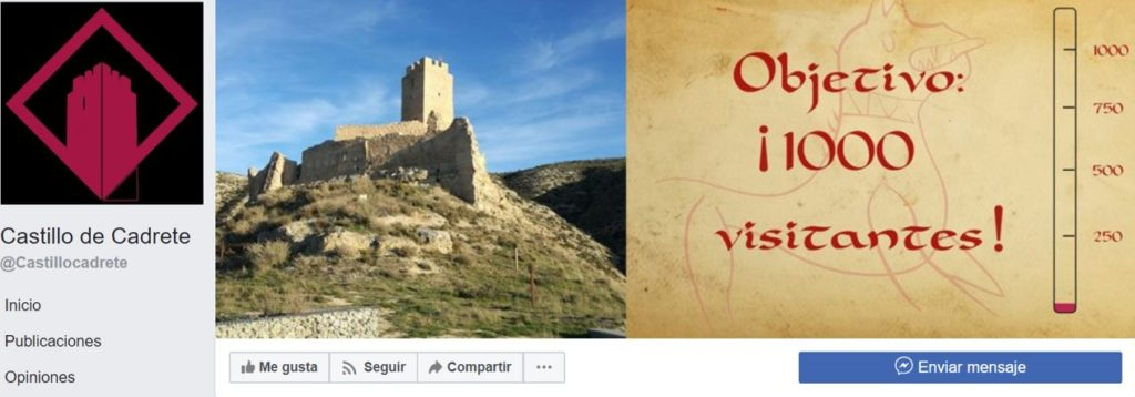Castillo de Cadrete Entrevista ArqueoTrip 05