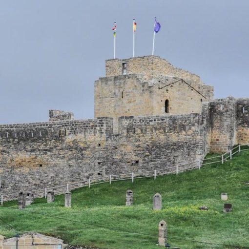 Visita al Castillo de San Vicente de la Sonsierra ArqueoTrip 01
