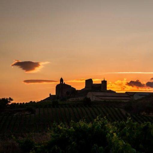 Visita al Castillo de San Vicente de la Sonsierra ArqueoTrip 04