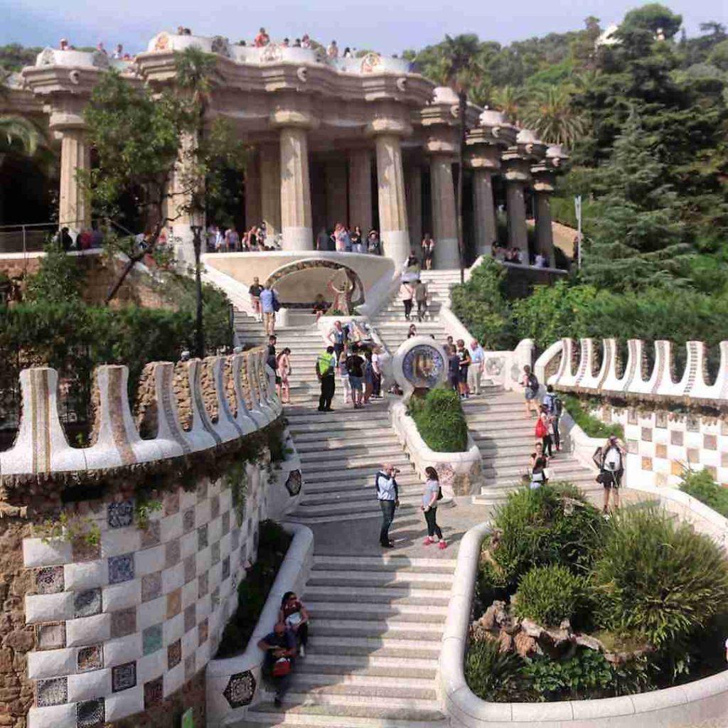 Núria Pujol turismo en Barcelona