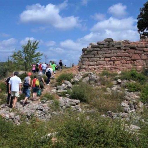 Visita al yacimiento arqueológico de El Torrejón