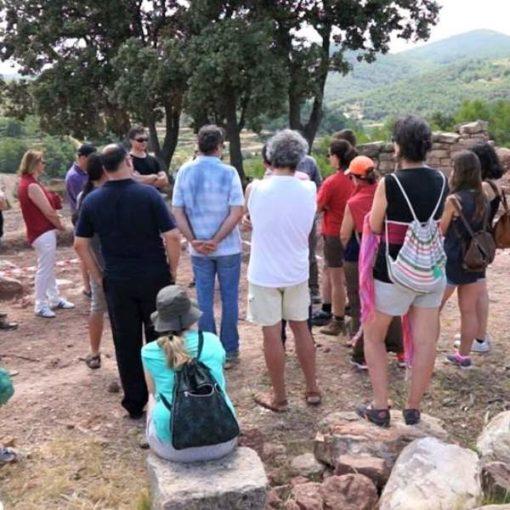 Visita guiada al yacimiento arqueológico de Gátova