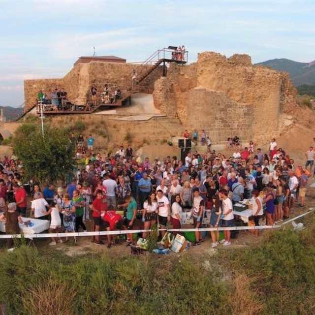 Jornada de Cultura y Vino en el Castillo de Nalda