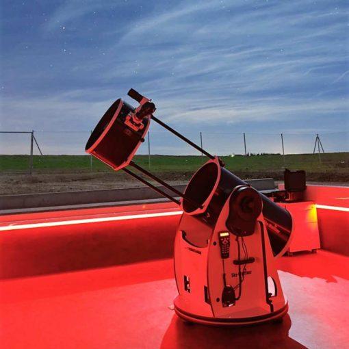 Observatorio del Centro Astronómico de Tiedra