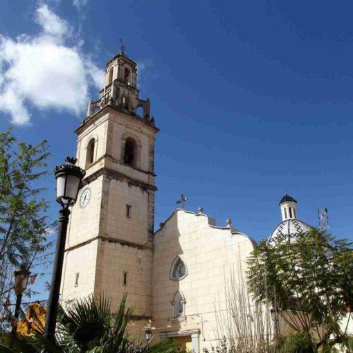 Iglesia de Chella
