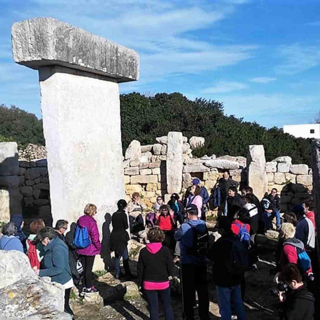 Cultura Talayótica de Menorca una visita imprescindible