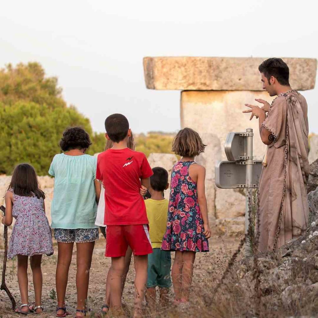 Talleres escolares para la educación y el patrimonio cultural