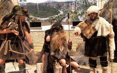 ¿Quieres viajar a la Prehistoria con la familia? Nos vamos a Tírig