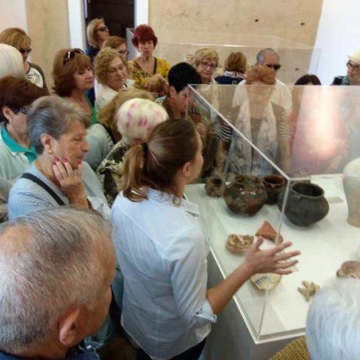Visita guiada al Museo de Riba-roja