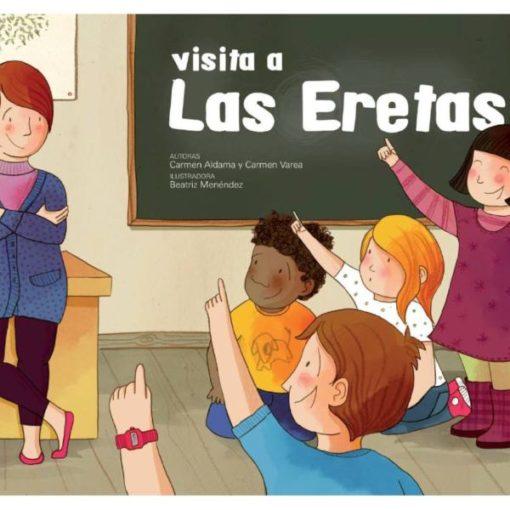 Publicación sobre visita a Las Eretas para estudiantes