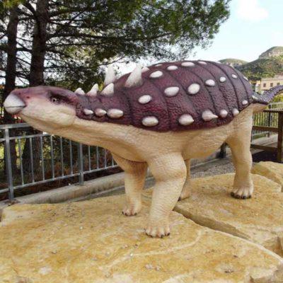 Dinosaurio de Millares