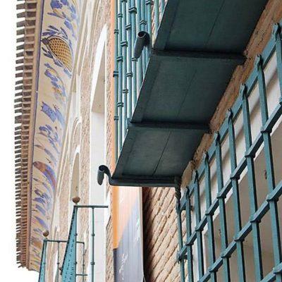 Fachada del Museo de Mula