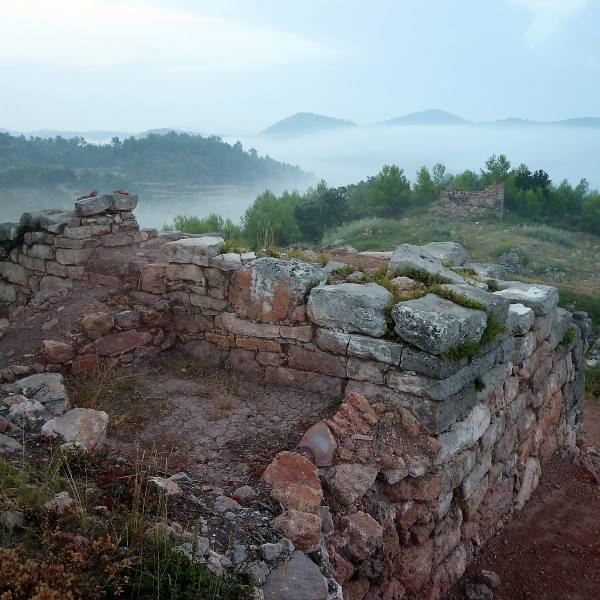 Vista de la Sierra Calderona